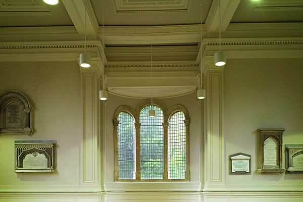 Jonathan Moore Anglican Chapel interior featured image
