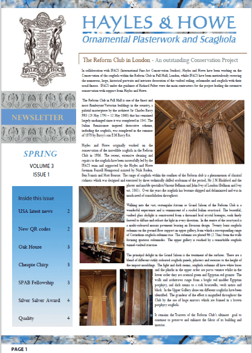 2011 issue 1 newsletter 500x700 web