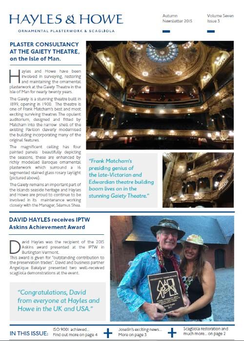 2015 issue 3 Autumn Newsletter 500x700 1
