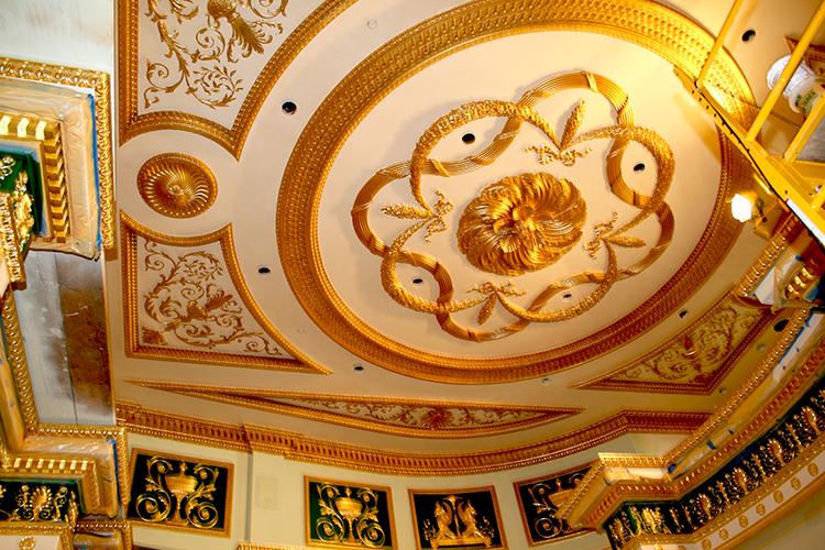 Pueblo Colorado Entry Hall 1 1