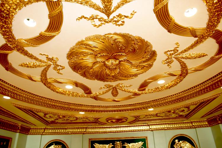 Pueblo Colorado Entry Hall 1