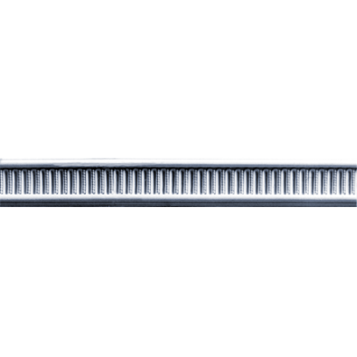 FP20 Flute Sphere frieze plate